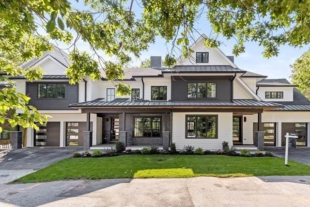 33 Glenland Rd #1, Brookline, MA 02467 (MLS #72882152) :: Boylston Realty Group