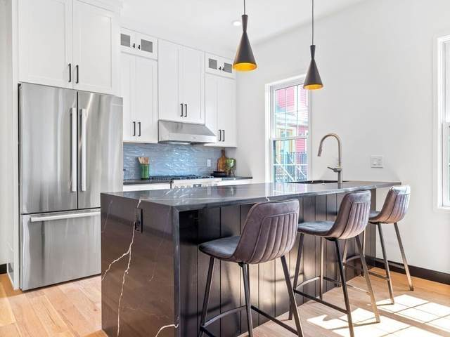 14 Carlton St B, Somerville, MA 02143 (MLS #72887032) :: Dot Collection at Access