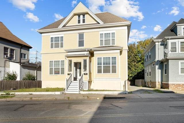 264 County St, New Bedford, MA 02740 (MLS #72889925) :: RE/MAX Vantage