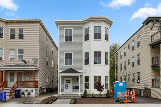 32 Wentworth #3, Boston, MA 02124 (MLS #72890331) :: Dot Collection at Access