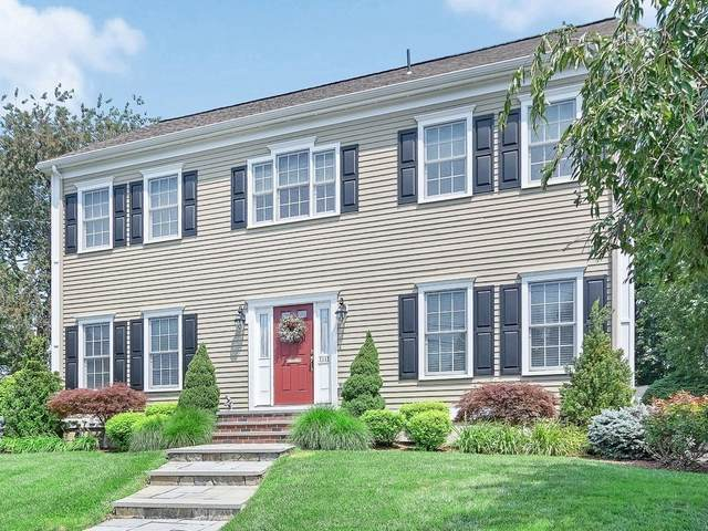 11 Kendall Park, Waltham, MA 02451 (MLS #72890657) :: The Smart Home Buying Team