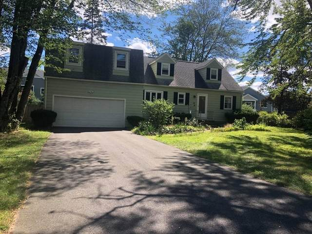 875 Maple Road, Longmeadow, MA 01106 (MLS #72890766) :: NRG Real Estate Services, Inc.