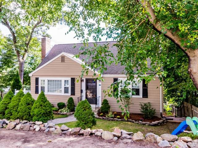 323 Florence Rd, Waltham, MA 02451 (MLS #72890849) :: Trust Realty One