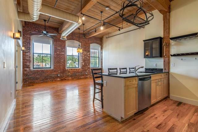 589 Essex St #403, Lynn, MA 01901 (MLS #72891590) :: Dot Collection at Access