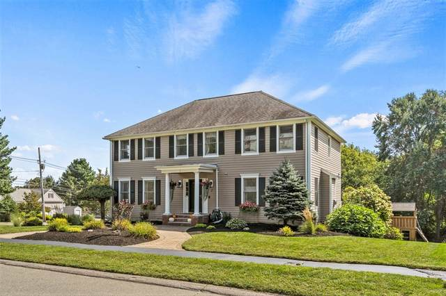 2 Madison Ave, Danvers, MA 01923 (MLS #72892619) :: Westcott Properties