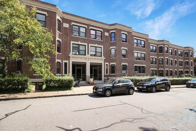 79 Pleasant Street #1, Brookline, MA 02446 (MLS #72892869) :: Conway Cityside