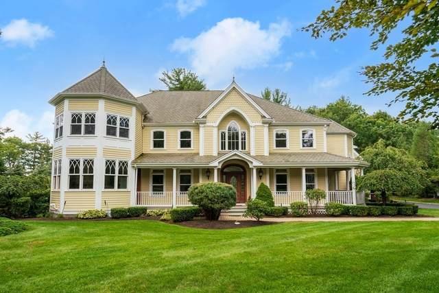 25 Skyview Ln, Sudbury, MA 01776 (MLS #72893063) :: Home And Key Real Estate