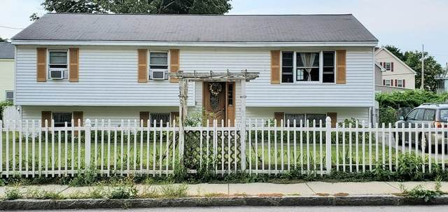 33 Newhall Street, Lowell, MA 01852 (MLS #72893712) :: Dot Collection at Access