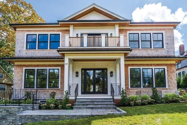 188 Mount Vernon St, Newton, MA 02465 (MLS #72894148) :: Charlesgate Realty Group