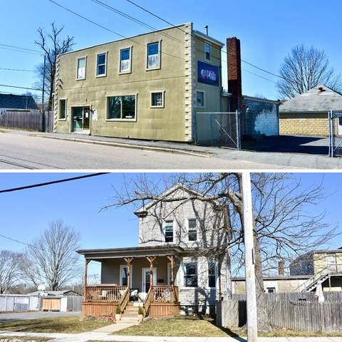 34 Holcomb St., Fairhaven, MA 02719 (MLS #72894438) :: RE/MAX Vantage