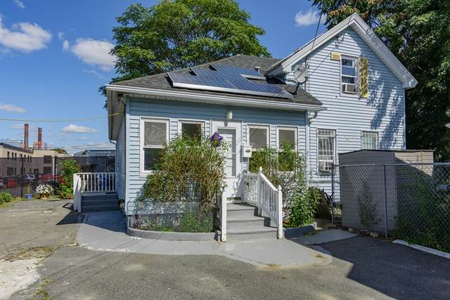 5 Melrose St, Lawrence, MA 01841 (MLS #72894782) :: The Gillach Group