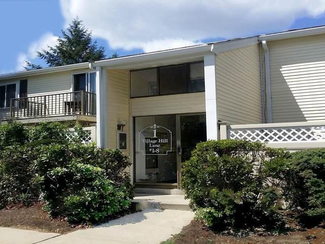 1 Village Hill Lane #6, Natick, MA 01760 (MLS #72895348) :: Westcott Properties