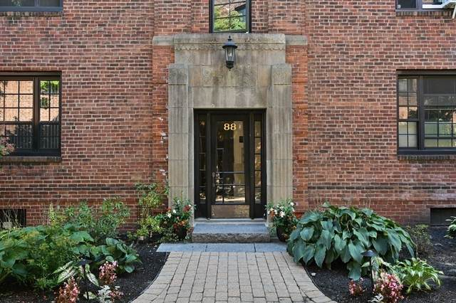 88 Marion St #5, Brookline, MA 02445 (MLS #72895562) :: Conway Cityside