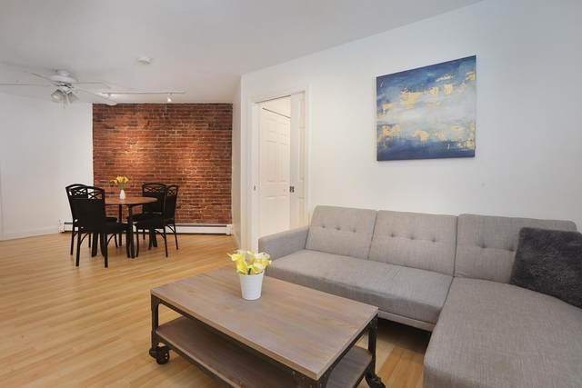 105 Prince St #1, Boston, MA 02113 (MLS #72895954) :: Charlesgate Realty Group