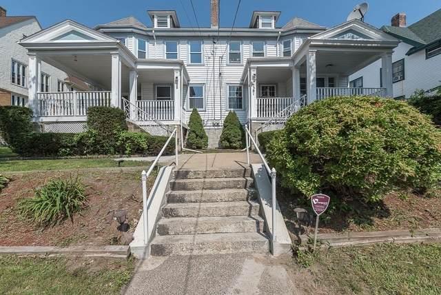 389 Blackstone St #1, Woonsocket, RI 02895 (MLS #72895963) :: Westcott Properties