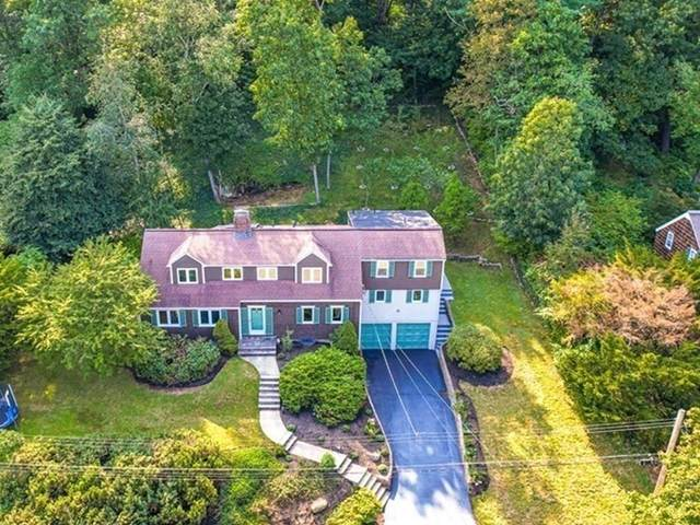 60 Emerson Road, Winchester, MA 01890 (MLS #72896521) :: The Seyboth Team
