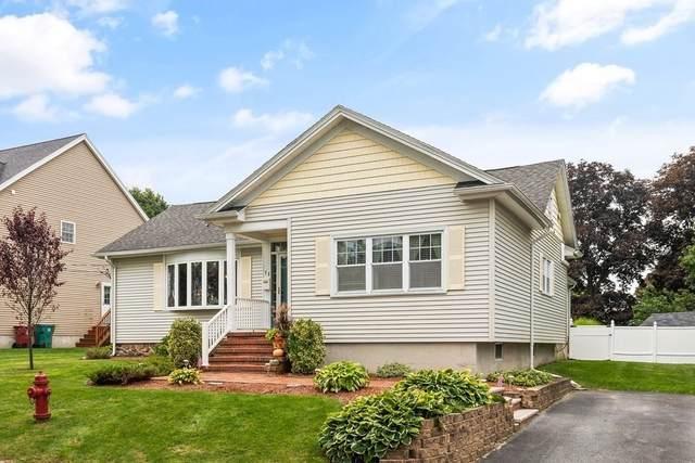 72 Harland Avenue, Lowell, MA 01852 (MLS #72896557) :: Conway Cityside
