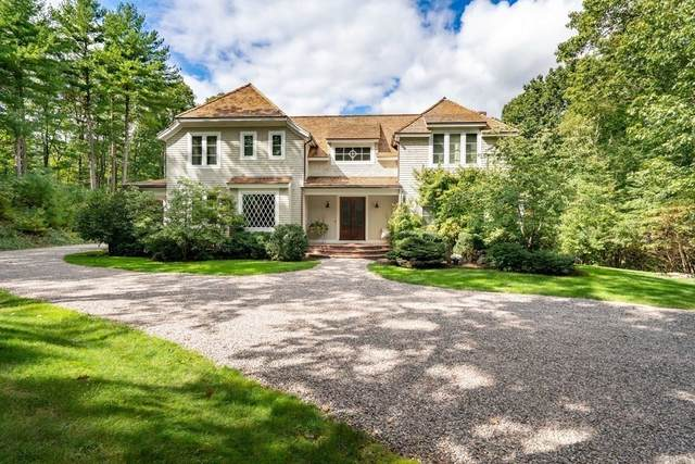 30 Wilsondale St, Dover, MA 02030 (MLS #72897202) :: Dot Collection at Access