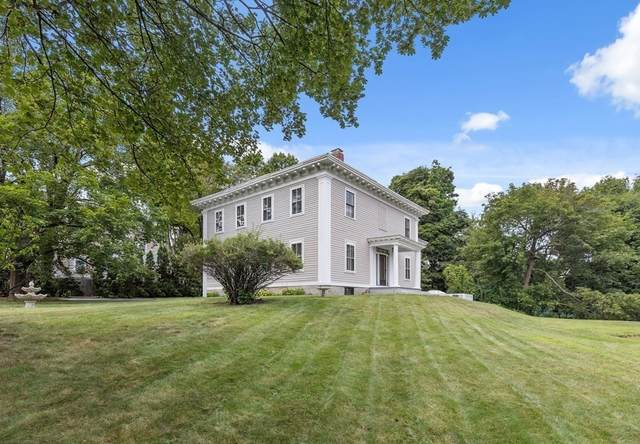 75 South Street, Fitchburg, MA 01420 (MLS #72897283) :: Dot Collection at Access