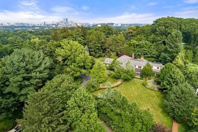 24 Green Hill Rd, Brookline, MA 02445 (MLS #72897432) :: Boylston Realty Group