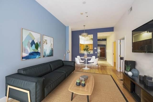 100 Fulton St 1M, Boston, MA 02109 (MLS #72897806) :: Welchman Real Estate Group
