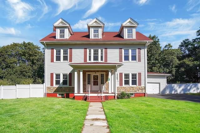 170 Berkshire St, Springfield, MA 01151 (MLS #72897902) :: Boylston Realty Group