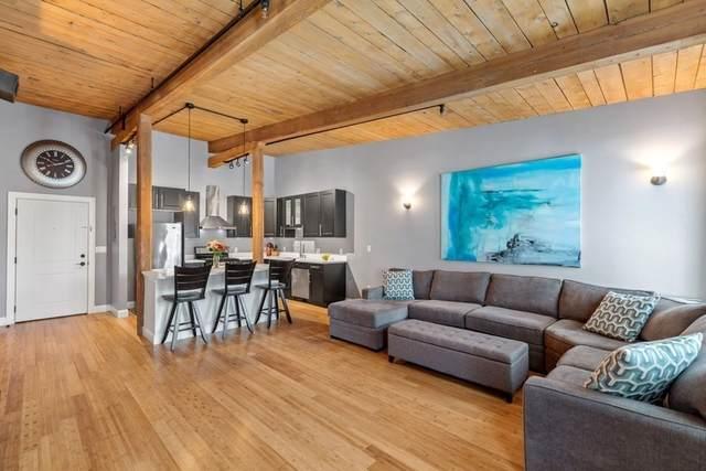 110 Pleasant St. #404, Marlborough, MA 01752 (MLS #72898798) :: Maloney Properties Real Estate Brokerage