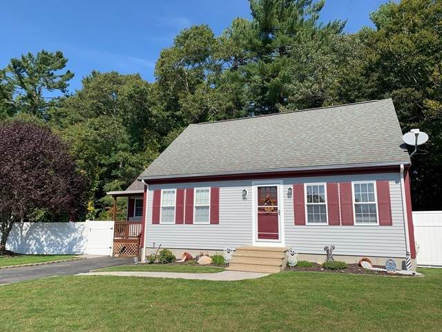 69 Foley Drive, New Bedford, MA 02745 (MLS #72901956) :: Rose Homes | LAER Realty Partners