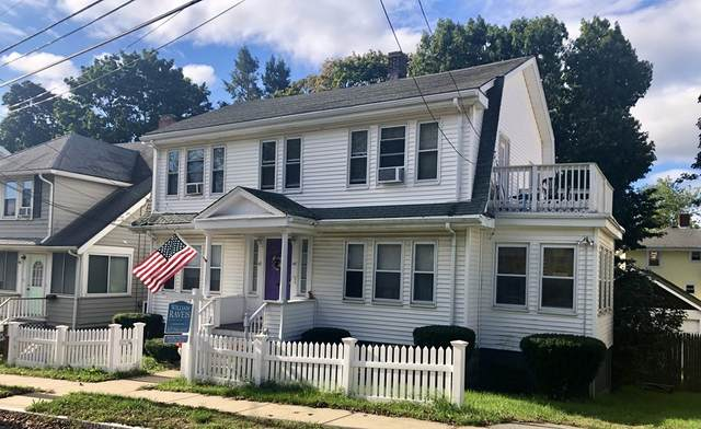 47 Florence Street, Quincy, MA 02170 (MLS #72902024) :: DNA Realty Group