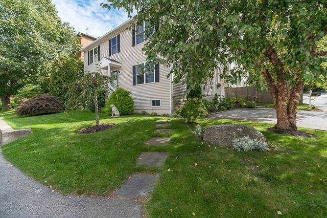 2 Fleming Dr #1, Gloucester, MA 01930 (MLS #72902345) :: Trust Realty One