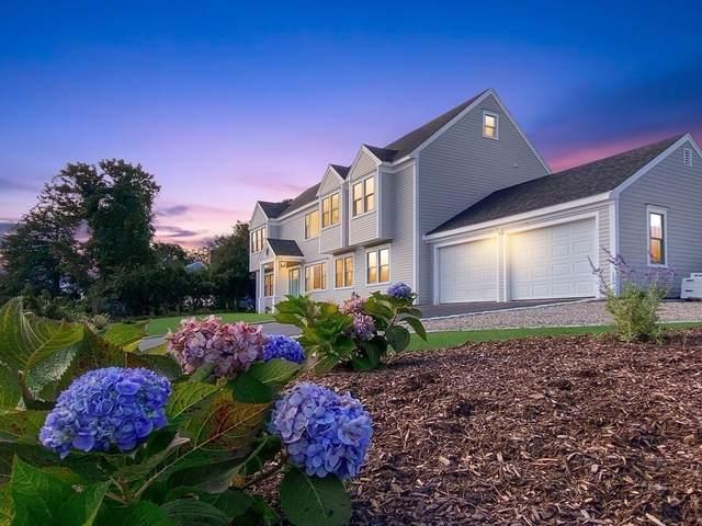 65 Grandview Drive, Yarmouth, MA 02664 (MLS #72902435) :: Boylston Realty Group