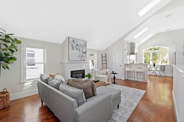 52 Bay State Ave #3, Somerville, MA 02144 (MLS #72903250) :: Dot Collection at Access