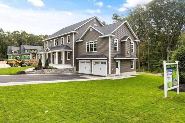 2 Mill Pond Lane, Burlington, MA 01803 (MLS #72903368) :: The Smart Home Buying Team