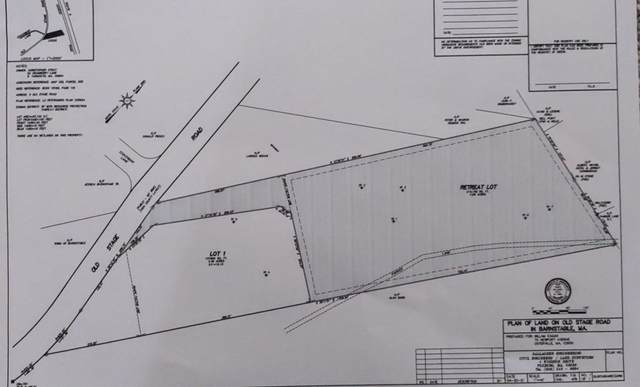 0 Old Stage Road, Barnstable, MA 02668 (MLS #72903523) :: Dot Collection at Access