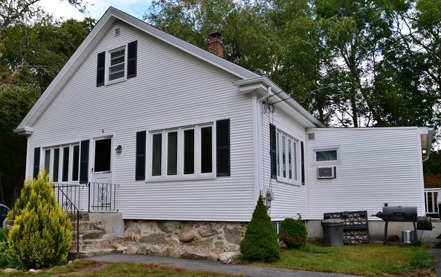 31 Bradford Street, New Bedford, MA 02745 (MLS #72903738) :: Home And Key Real Estate