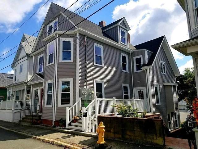 16 Washington Square #2, Gloucester, MA 01930 (MLS #72904427) :: DNA Realty Group