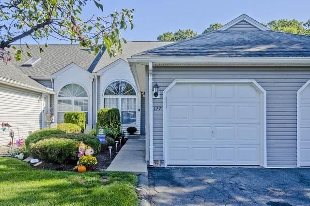 127 Brookfield Lane #127, Agawam, MA 01001 (MLS #72905408) :: NRG Real Estate Services, Inc.