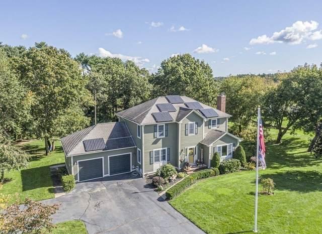 17 Gabriel Farm Dr, Acushnet, MA 02743 (MLS #72905773) :: Home And Key Real Estate