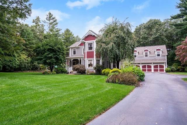 19 Goss Pond, Upton, MA 01568 (MLS #72905793) :: The Smart Home Buying Team