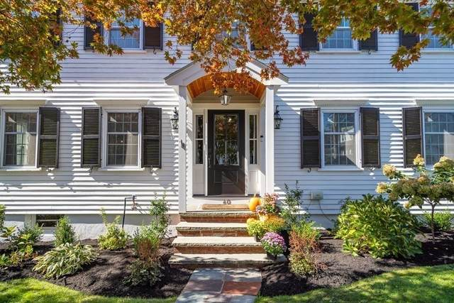 40 Cary Ave, Milton, MA 02186 (MLS #72906747) :: Dot Collection at Access
