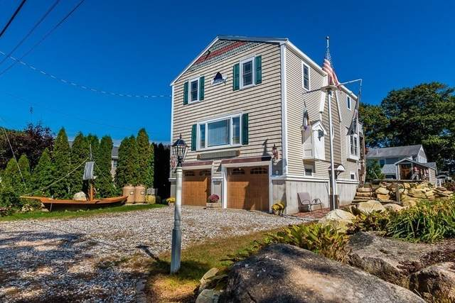 6 Cedar St, Mattapoisett, MA 02539 (MLS #72906983) :: Rose Homes | LAER Realty Partners
