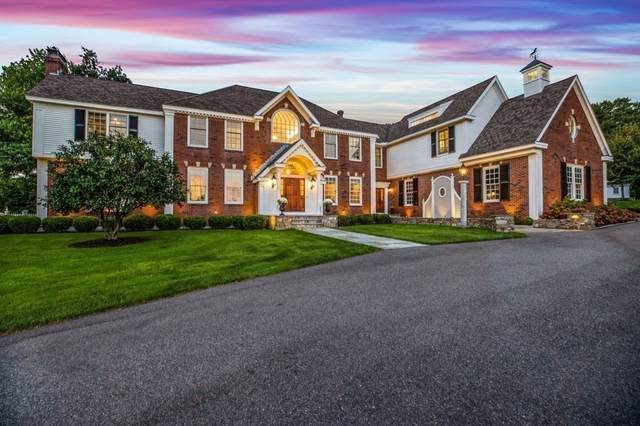 51 Judges Hill Drive, Norwell, MA 02061 (MLS #72907625) :: Trust Realty One