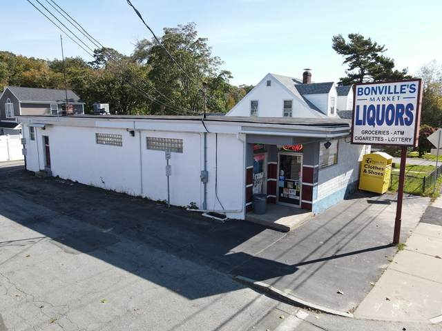 142 S Main St, Acushnet, MA 02743 (MLS #72908262) :: Home And Key Real Estate