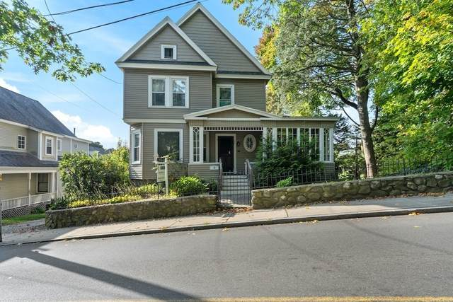 12 Reservoir St, Lawrence, MA 01841 (MLS #72908741) :: EXIT Realty