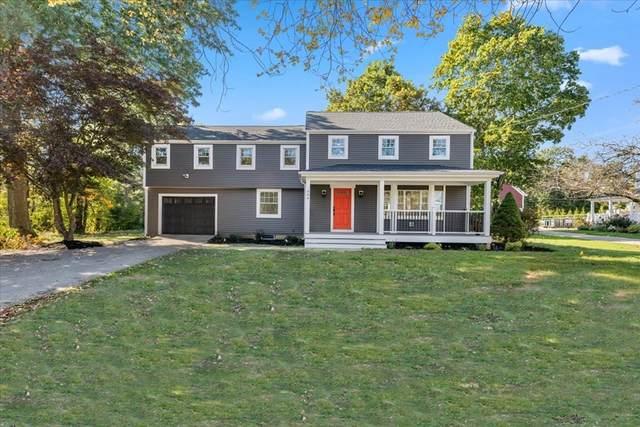 964 Main St, Hanover, MA 02339 (MLS #72908871) :: Boylston Realty Group