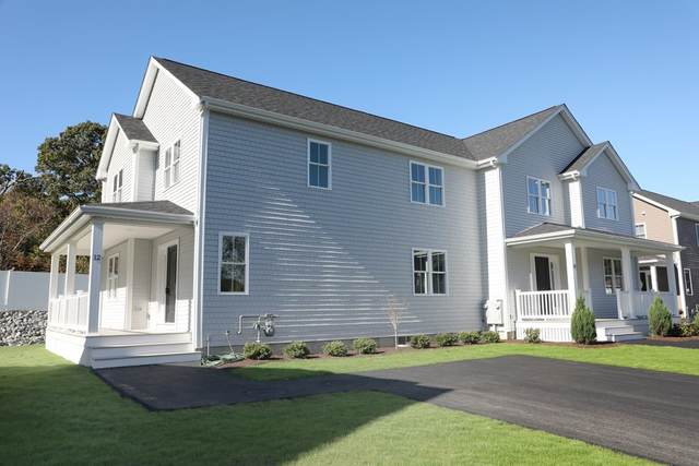 12 Old Field Way #6, Lakeville, MA 02347 (MLS #72909003) :: RE/MAX Vantage