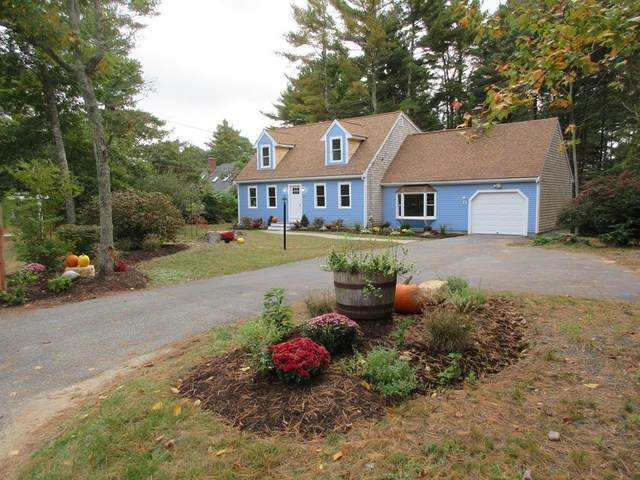 141 Micajah Pond Rd., Plymouth, MA 02360 (MLS #72909168) :: Boylston Realty Group