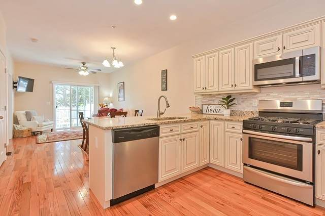 58 Reed Ave #5, North Attleboro, MA 02760 (MLS #72909225) :: Anytime Realty