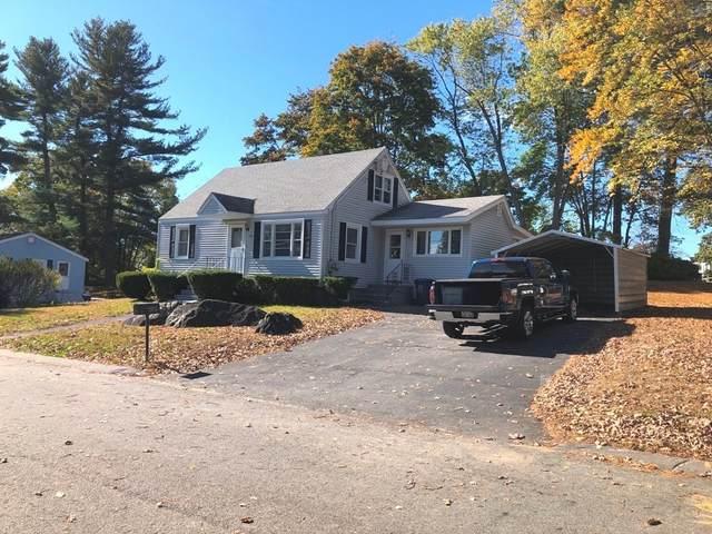 106 Rainbow Avenue, Dracut, MA 01826 (MLS #72909643) :: Zack Harwood Real Estate | Berkshire Hathaway HomeServices Warren Residential