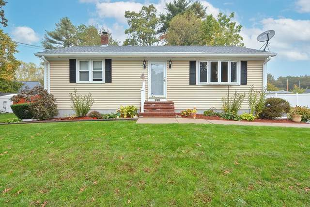 969 Oakley St, New Bedford, MA 02745 (MLS #72910146) :: Home And Key Real Estate